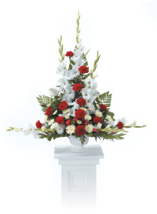 Multi Flower Arrangement CTT24-21_TFS106 $125.00 - 150.00